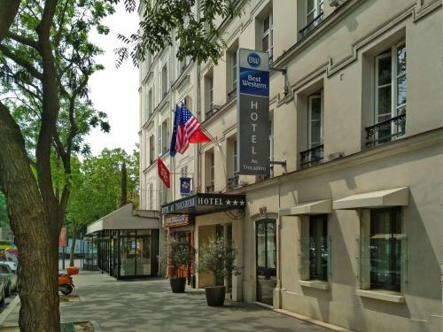 Best Western Au Trocadéro - Hôtel - Paris
