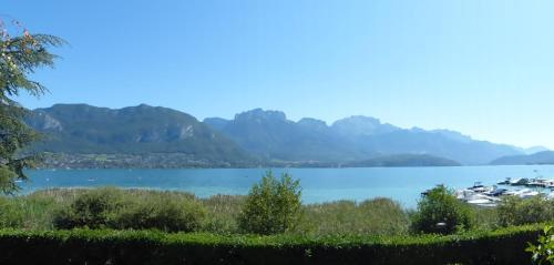 SavoieLac - Villa Poisson rouge - Accommodation - Sévrier