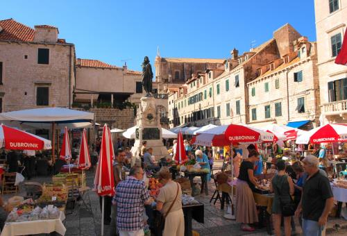 Different locations in Dubrovnik, Dubrovnik, 20000, Croatia.