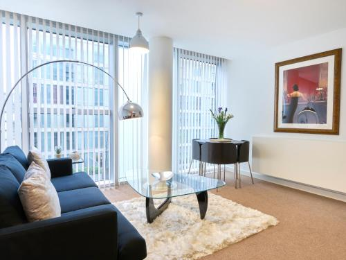 . The Hub Serviced Apartments- Shortstay MK