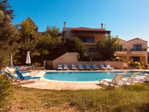 Joanna Palace Club Resort Heraklion