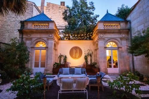 Hotel des Quinconces Bordeaux Centre - Hôtel - Bordeaux