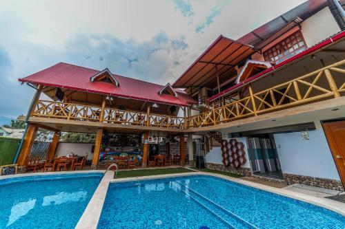 __{offers.Best_flights}__ Hospedaje Tunki Lodge