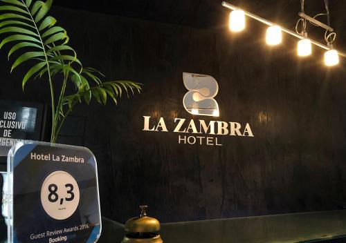 . Hotel La Zambra