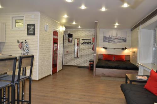 . Apartment on Proezdnaya 3