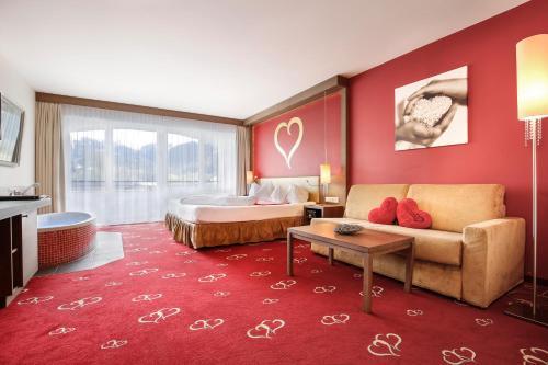 Alpen-Herz Romantik & Spa - Adults Only - Hotel - Ladis