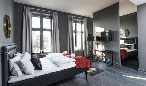 Baltazar Apartments Tjuvholmen