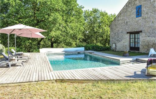 Nice home in Sembas w/ Outdoor swimming pool and 2 Bedrooms - Location saisonnière - Sembas
