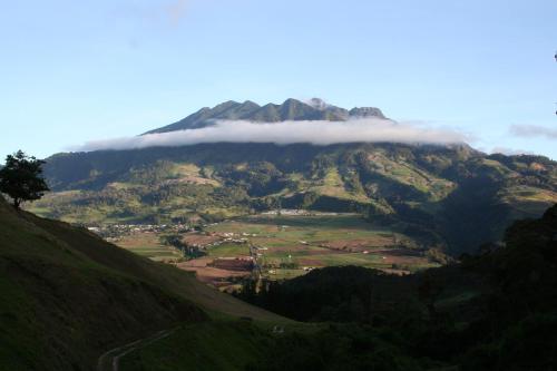 . Hacienda las Nubes