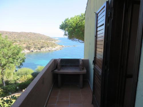 . Accu is Prezzus tipo C1 fronte mare balcone