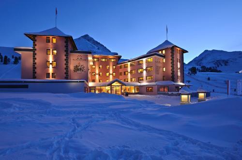 Hotel Alpenrose aktiv & sport Kühtai