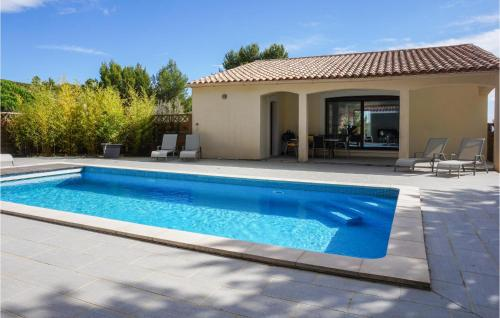 . Stunning home in Caunes Minervois w/ Outdoor swimming pool and 3 Bedrooms