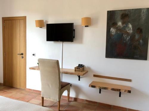 Habitación Doble - 2 camas - Uso individual Cortijo El Paraíso 6