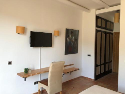 Habitación Doble - 2 camas - Uso individual Cortijo El Paraíso 2