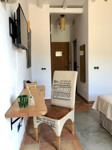 Habitación Doble - 2 camas - Uso individual Cortijo El Paraíso 1
