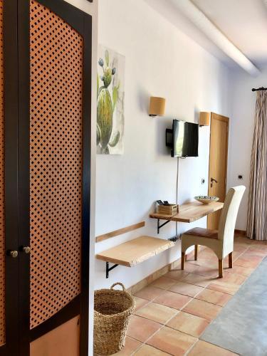 Habitación Doble con cama supletoria (3 adultos) Cortijo El Paraíso 7