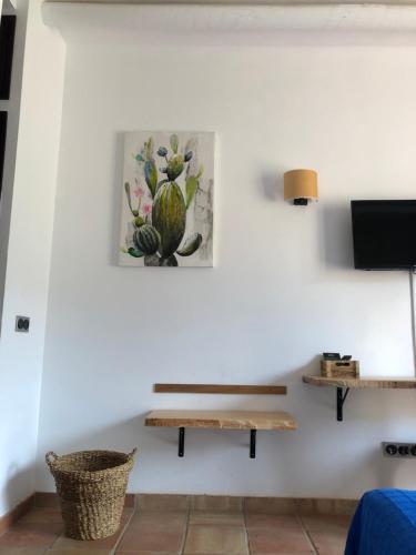 Habitación Doble con cama supletoria (3 adultos) Cortijo El Paraíso 6