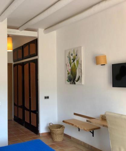 Habitación Doble con cama supletoria (3 adultos) Cortijo El Paraíso 4