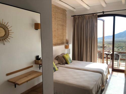 Habitación Doble - 2 camas - Uso individual Cortijo El Paraíso 16