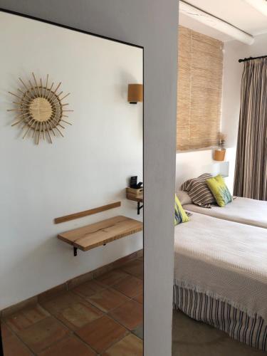 Habitación Doble - 2 camas - Uso individual Cortijo El Paraíso 17