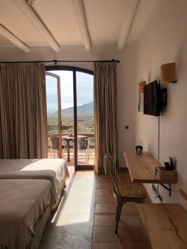 Habitación Doble - 2 camas - Uso individual Cortijo El Paraíso 19