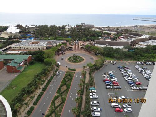 durban beachfront apartment Ushaka 161 Spinnaker