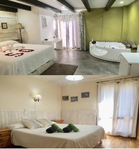 . Albergue Boi Romanic Suites