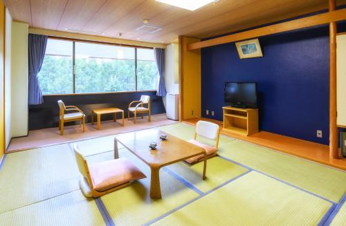 Takamiya Hotel Bonari no Mori - Accommodation - Inawashiro