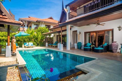 Beachfront Resort Villa Baan Banburee 4BR Beachfront Resort Villa Baan Banburee 4BR
