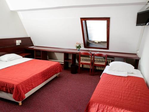 Motel Plitvice Zagreb Oda fotoğrafları