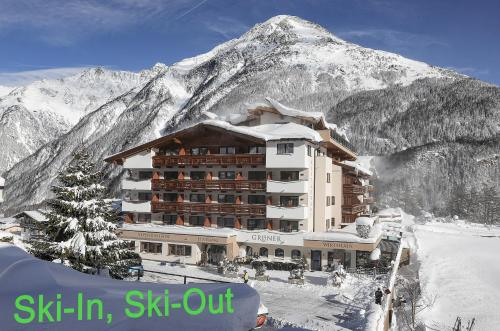 Alpengasthof Grüner - Hotel - Sölden