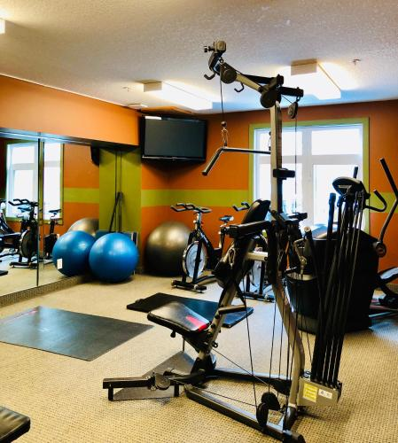 WindTower Resort - Luxurious 2 Bedroom Condo 166-168 - Canmore, AB T1W 3E2