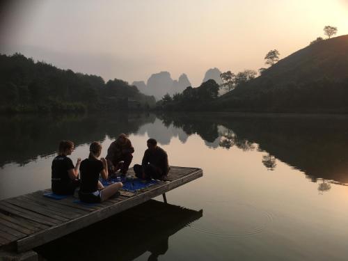 . Wuyishan Gufeng Luke Youth Hostel