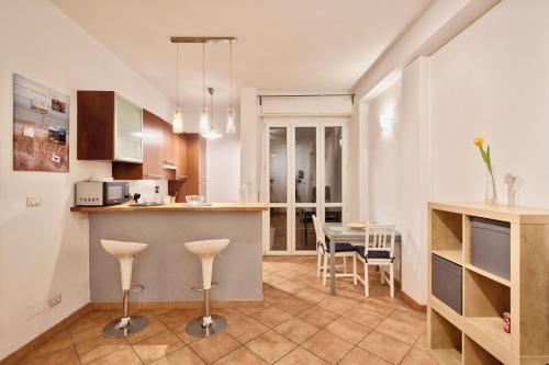 . Piazza Statuto Elegant Apartment
