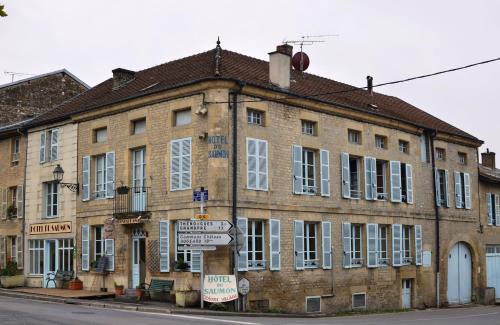 . Hotel du Saumon