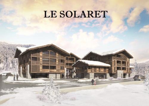 le solaret - Apartment - Les Gets