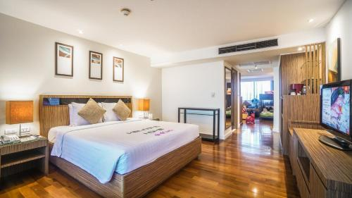 ห้อง Family Suite with Ocean View (Family Suite with Ocean View)