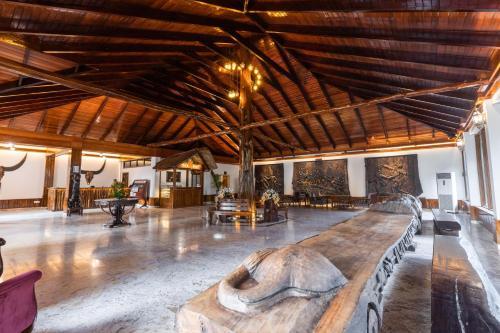 Niathu Resort, Dimapur