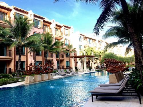 Peaceful Pool-access room - Q seaside Hua Hin Peaceful Pool-access room - Q seaside Hua Hin