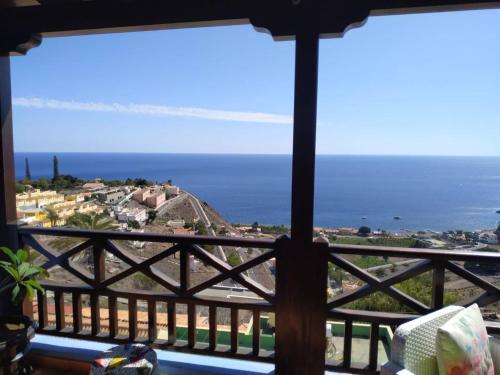 Tecina Study With Amazing Views