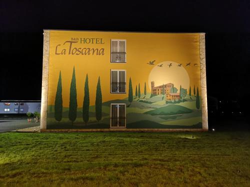 . Hotel La Toscana Nähe Europapark