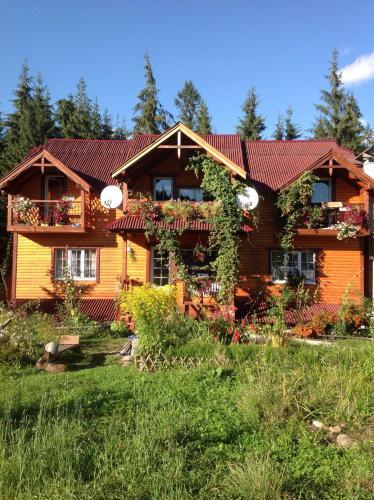 Accommodation in Vorokhta