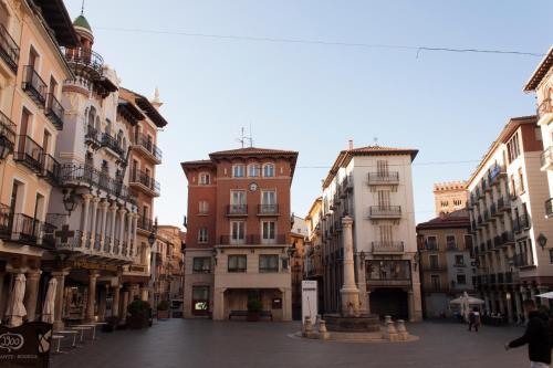 Sercotel Torico Plaza - Hotel - Teruel