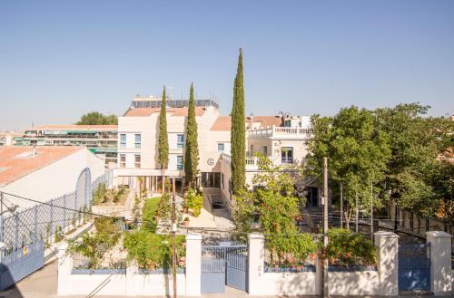 . Apartamentos Plaza de Santiago - Estudios Turisticos - 1 LLAVE