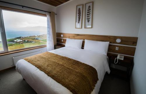 . Hotel Borde Glaciar