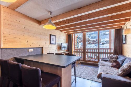 Val Thorens-Cosy Duplex avec Vue Silveralp 681 **** - Apartment - Val Thorens