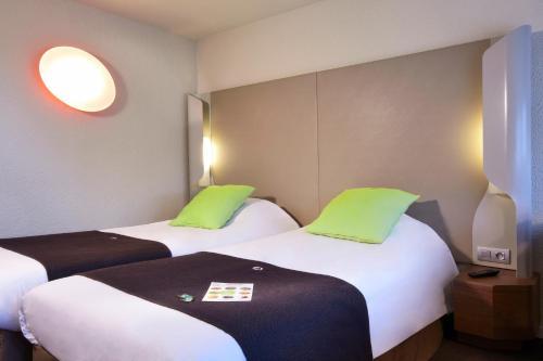 Accommodation in Sochaux