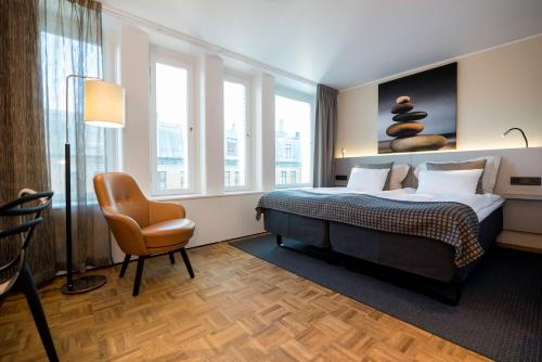 Hotel Birger Jarl photo 21