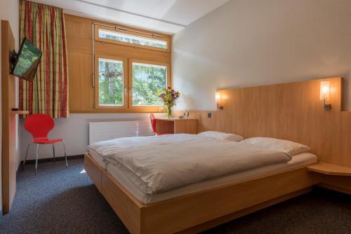 Sport Resort Fiesch, Garni Aletsch - Accommodation - Fiesch