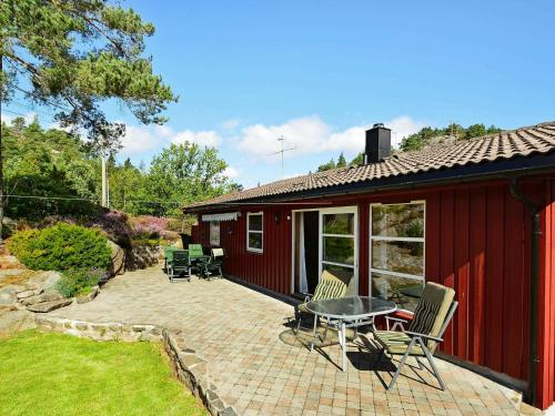 . Holiday Home Kystveien